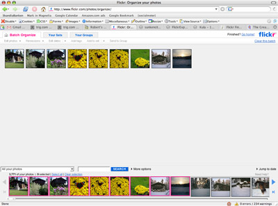 A picture of the Flickr photo Organizer