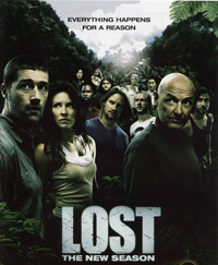A picture of the Lost cast