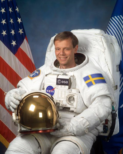 A picture of Christer Fuglesang