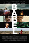 A picture of the movie poster for Babel