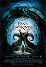 A picture of the movie poster for Pan's Labyrinth