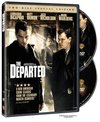 A picture of the movie poster for The Departed