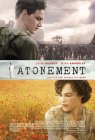 A picture of the movie poster for Atonement
