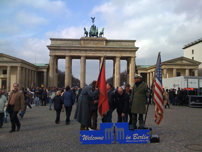 A picture of Brandenburger Tor